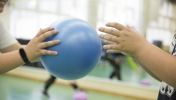 """Projecte """"Infants actius"""" contra el sobrepès i l'obesitat infantil"""
