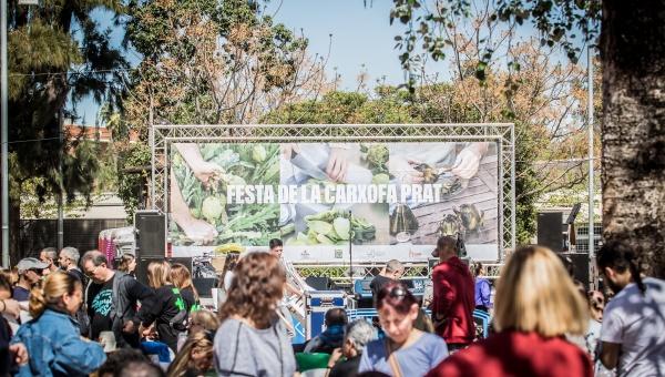Festes Carxofa 2018 (foto d'arxiu)