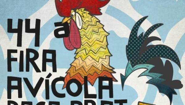 Cartell de la Fira Avícola 2017