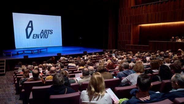 Presentació de la temporada d'Arts en Viu Gener 2020 Adults (1)