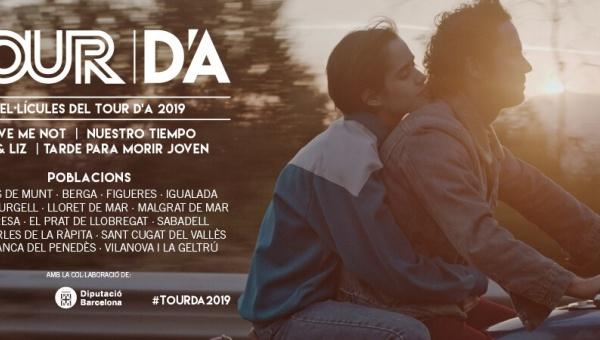 Cartell del Tour D'A Film Festival 2019