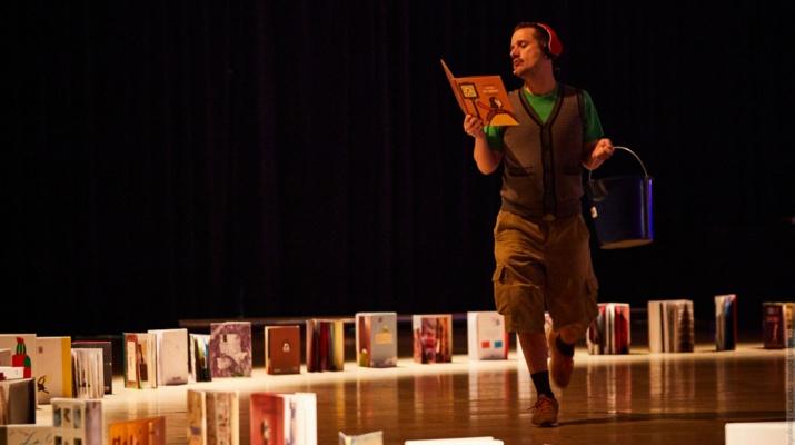 Ballar es cosa de llibres