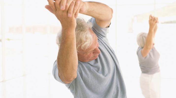 ioga gent gran