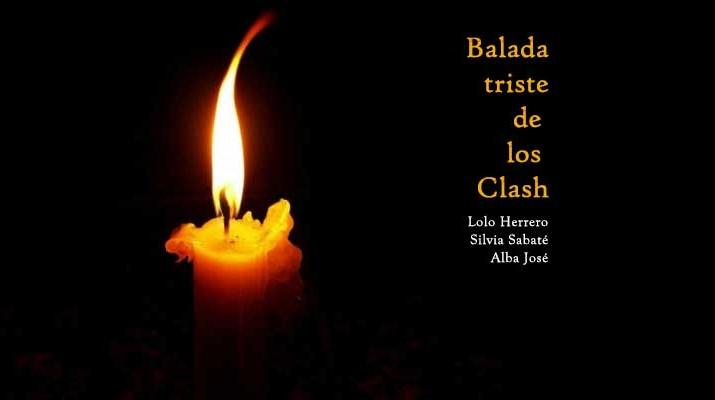 curtmetratge Balada triste de los Clash