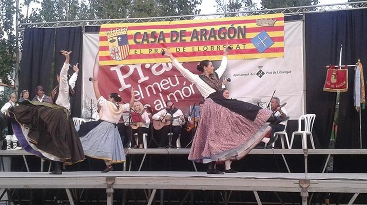 Mostra Folklore Casa Aragón
