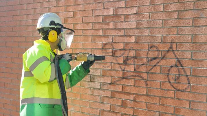 Neteja de grafits