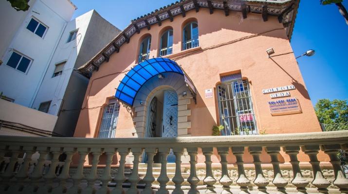 Col·legi La Seda de Barcelona