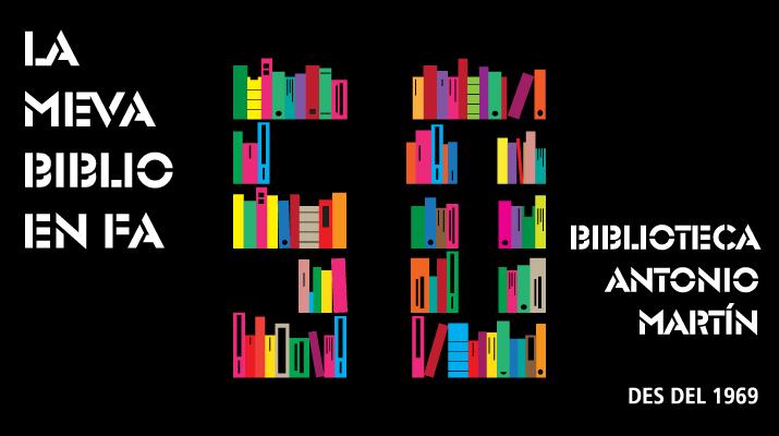 50 anys biblioteca