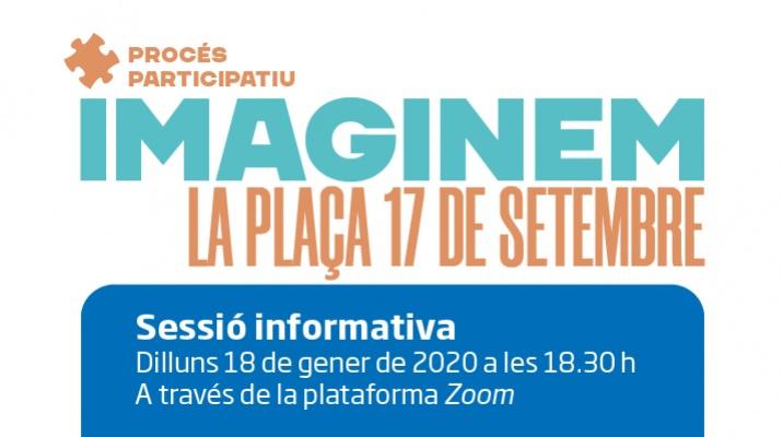 Acte sessió presentació plaça 17 de setembre
