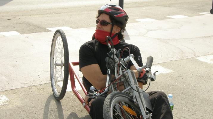 Circuit bicicletes adaptades