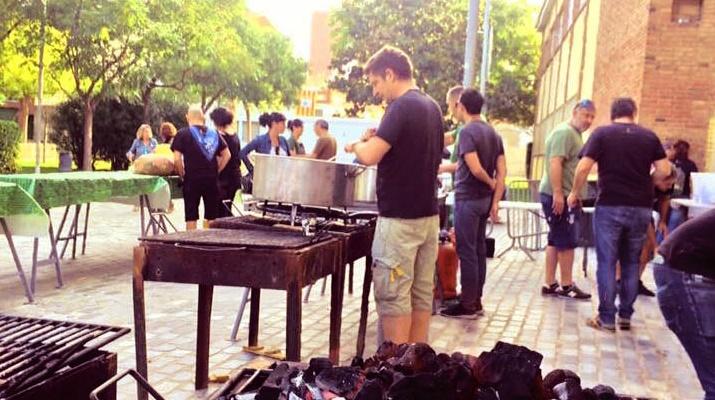 Festa Major del Prat 2018 - Esmorzar