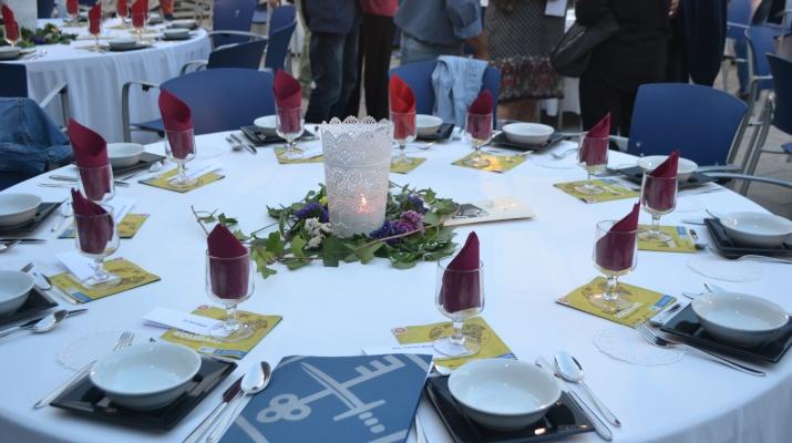 Imatge del Sopar Solidari de 2016