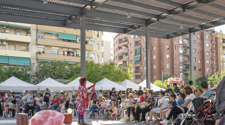Festa del Prat Solidari i del Comerç Just, 2018