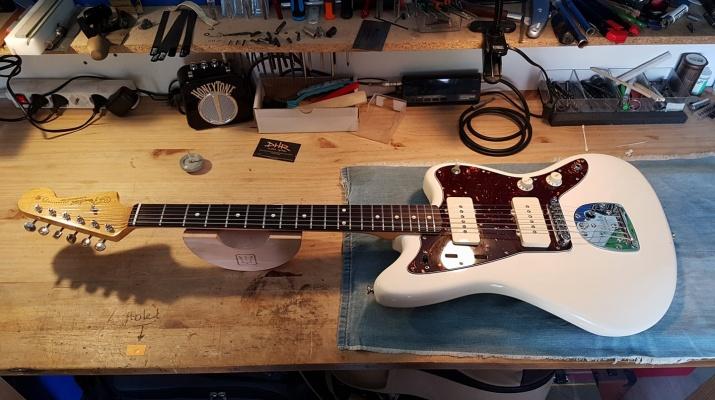 manteniment de guitarra