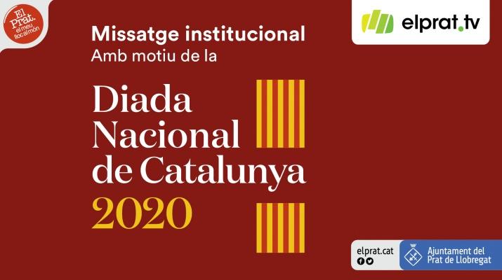 Diada de Catalunya al Prat