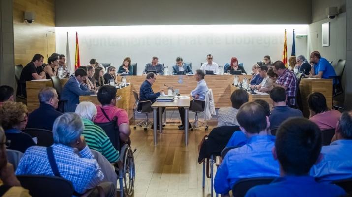 Ple municipal del Prat