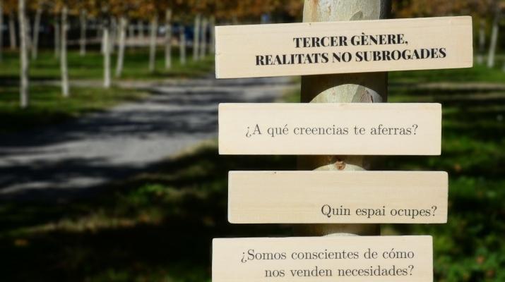 TERCER GÈNERE, REALITATS NO SUBROGADES