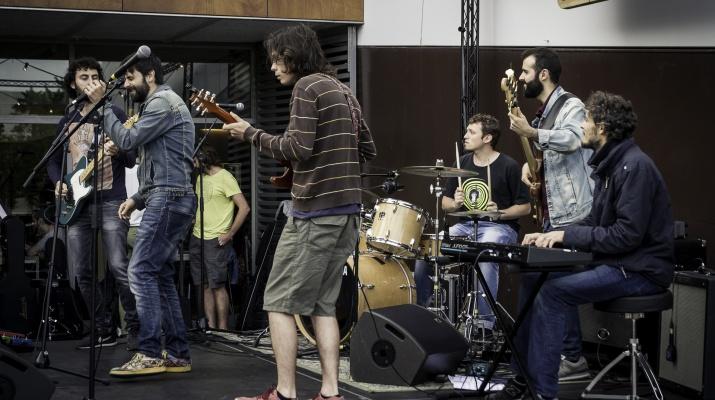 Jam Session a La Capsa