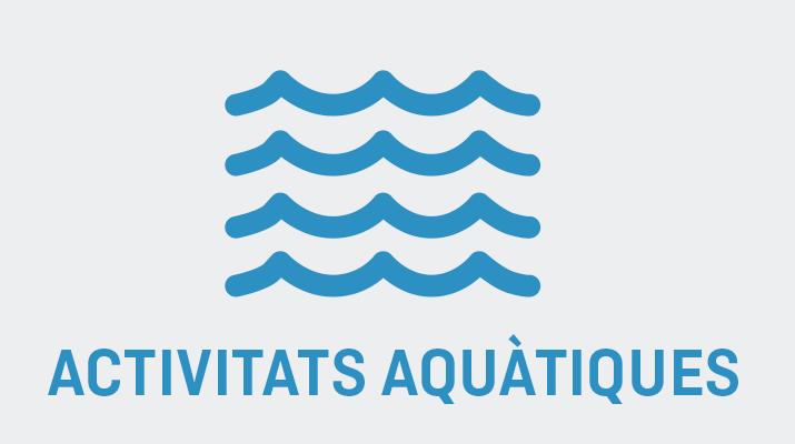 Activitat aquàtica