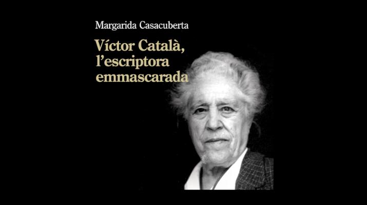 Diàlegs literaris. Presentació llibre Víctor Català, l