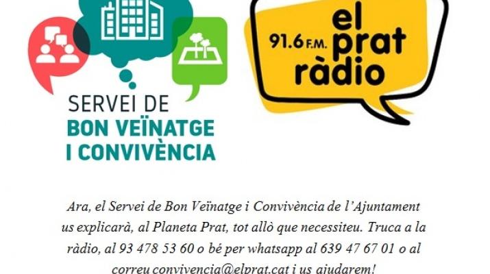 Convivència a la ràdio