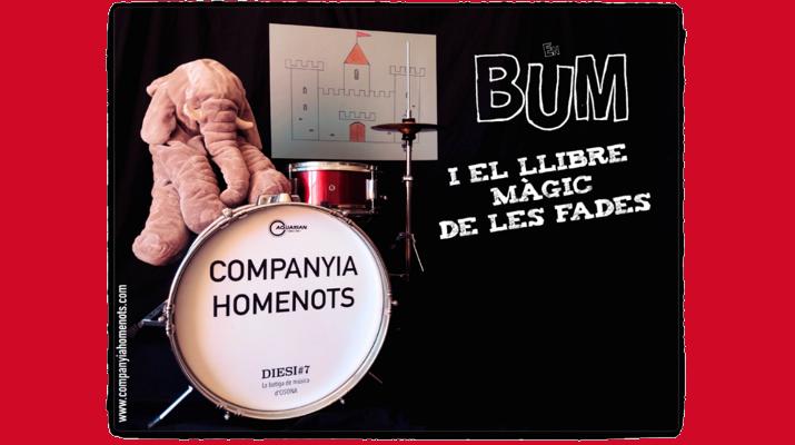Bum Companyia Homenots