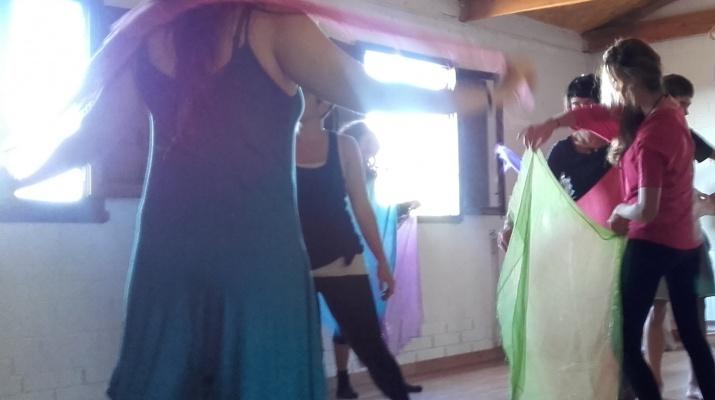 Dansa vital per a embarassades