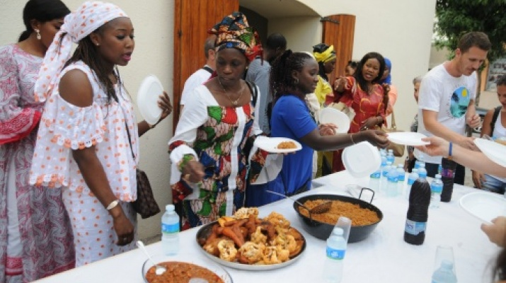 Acció cultural senegalesa