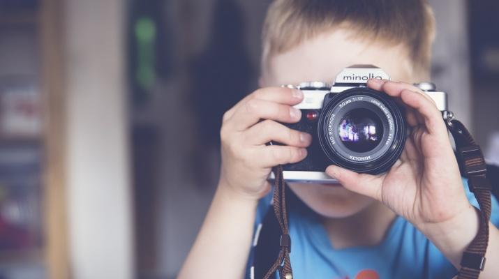 Fotografia en familia