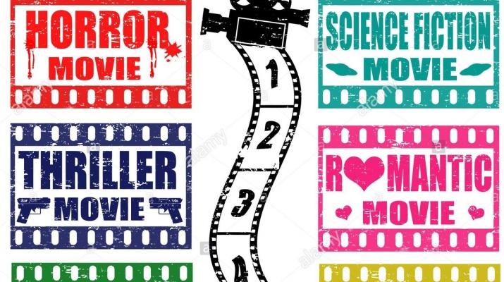 Gèneres cinematogràfics
