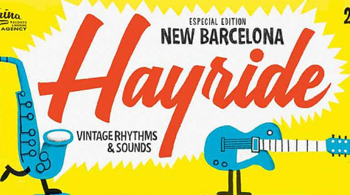New Barcelona Hayride a La Capsa