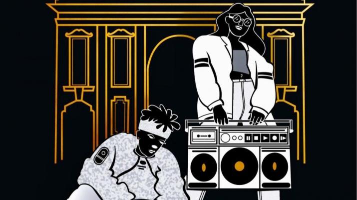 Hip hop al Modern