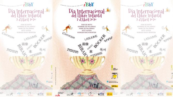 Hora del conte Dia Internacional del Llibre Infantil