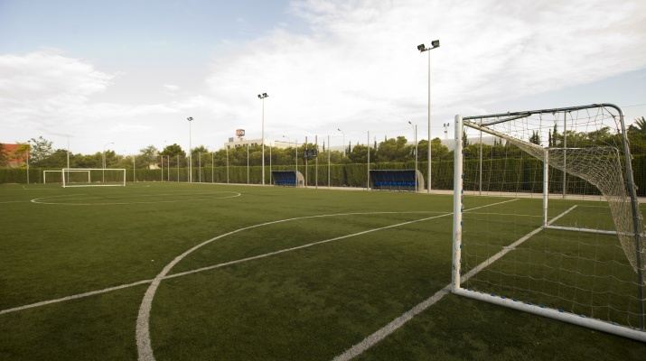 CEM Sagnier - Camp de futbol