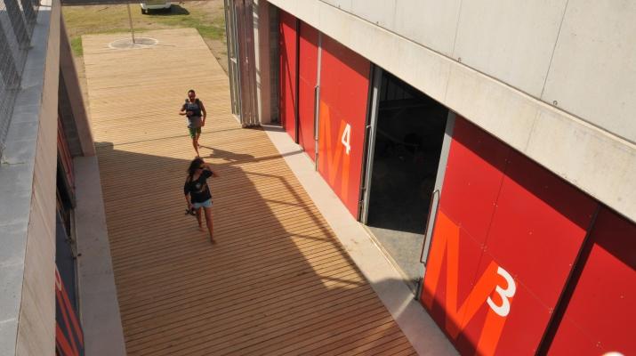 CM Vela - Instalacions