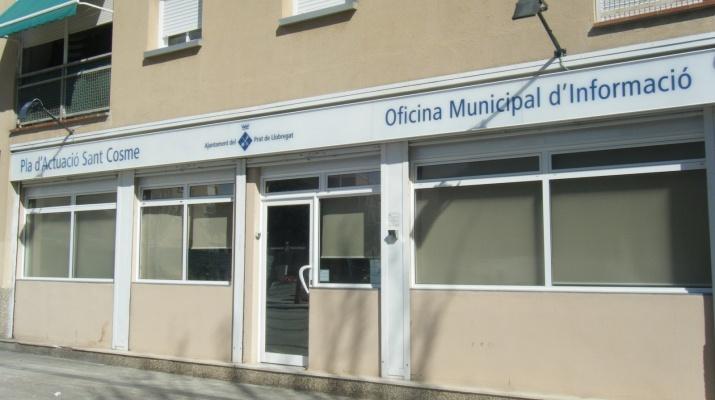 Oficina Municipal d'Informació de Sant Cosme (OMISC)