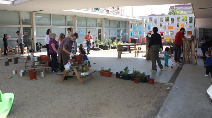 Activitat Escola bressol La Blaveta