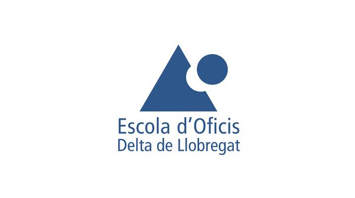 Logo Escola d'Oficis del Prat