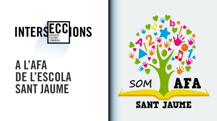 IntersECCions a l'Associació de Famílies de l'Escola Sant Jaume