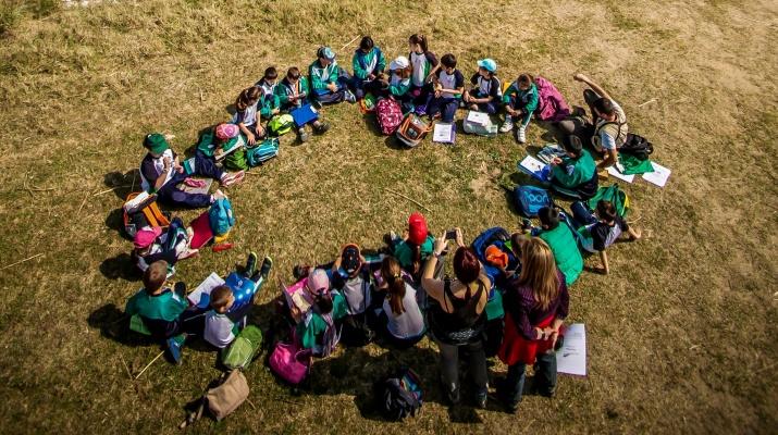 Educació ambiental a les escoles