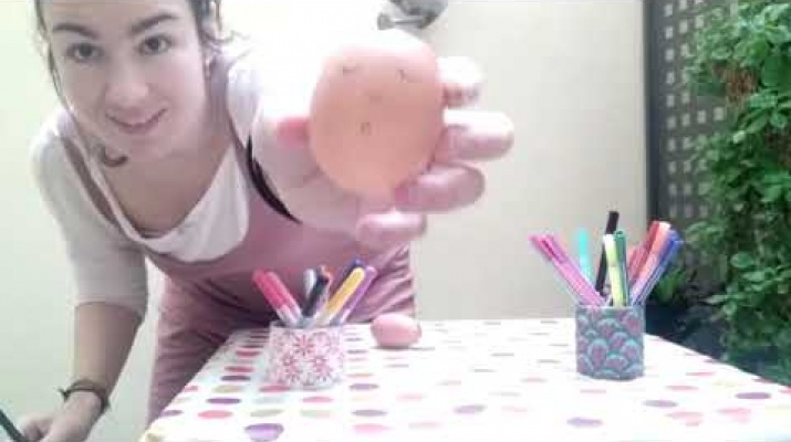 Tarda en família virtual: test amb ous