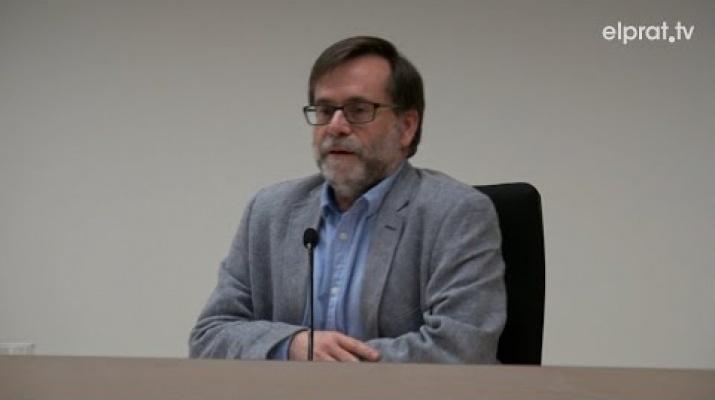 El Dr. Santacana trenca el silenci imposat pel franquisme a una xerrada sobre la repressió