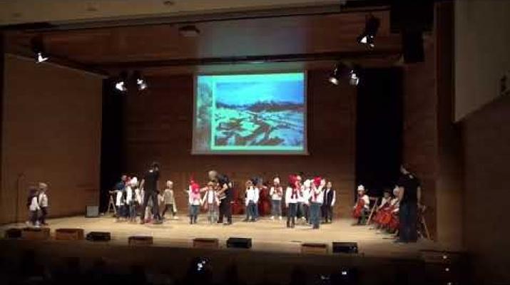 Concert d'Hivern d'Inicial 2n Torn - 27-1-18
