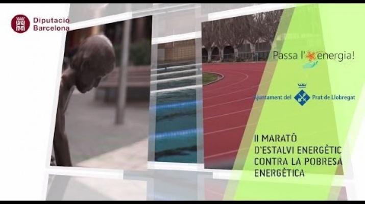 Marató de l'Estalvi Energètic contra la Pobresa Energètica 2017