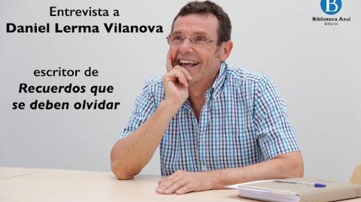 Entrevista completa a Daniel Lerma Vilanova - Editorial Biblioteca Azul