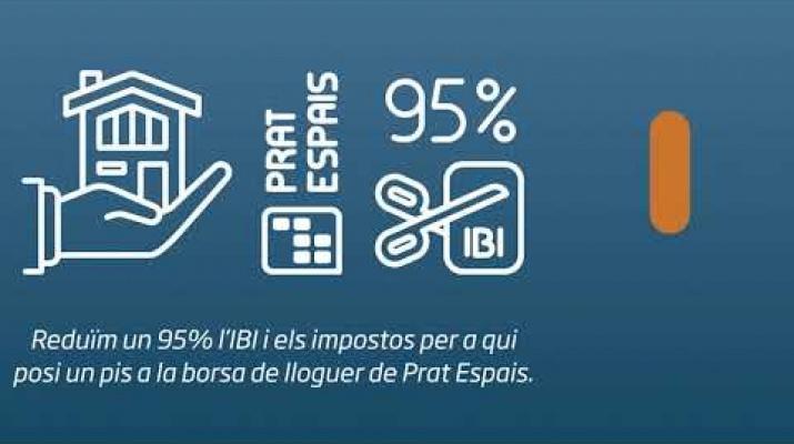 Novetats en les taxes i impostos per a 2020 - El Prat de Llobregat