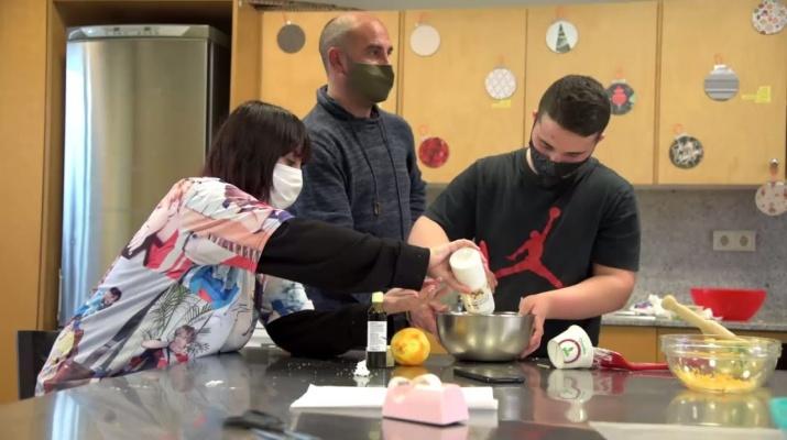 La Cuina del Ribera: cannolis amb l'IFE de l'Institut Les Salines!