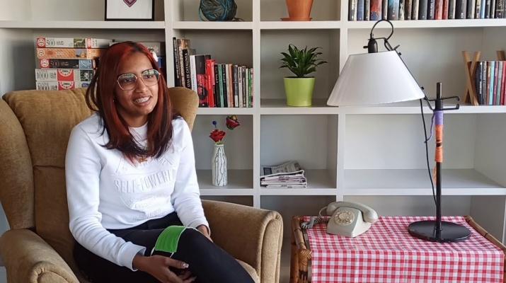 Fet a Mà, Fet a Casa: Vianka Amezquita