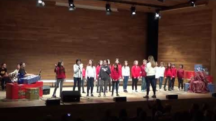Concert d'Hivern de Cors i Orquestres d'Infants 2018