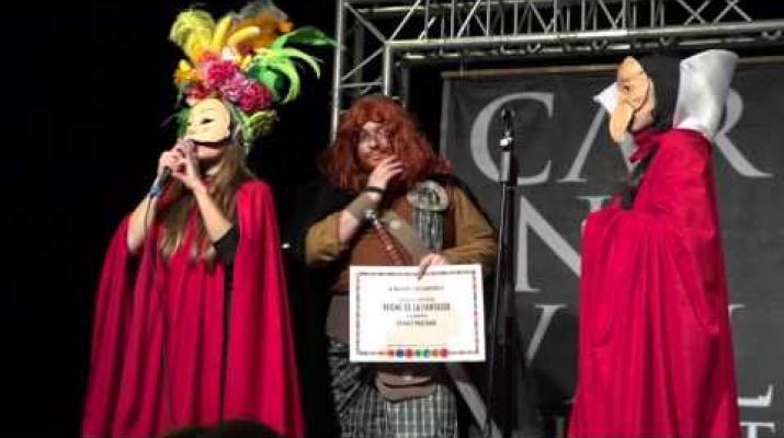 Carnaval El Prat 2016 - Els Set Pecats Capitals - Carnaval de la Luxúria
